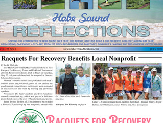 Spotlight on Racquets for Recovery