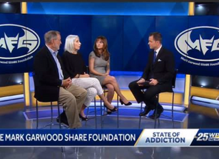 Mark Garwood SHARE Foundation featured on WPBF 25 News