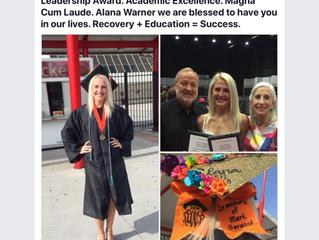 Alana's Graduation