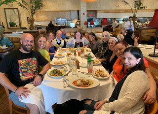 Lunch with the Women of Phoenix House
