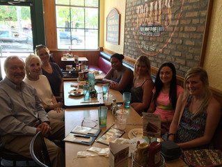Sunday Brunch with the women of Phoenix House