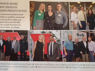 Stuart Magazine Spotlights Phoenix Scholarship Award Reception