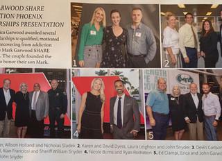 Stuart Magazine Spotlights Phoenix Scholarship Award Reception