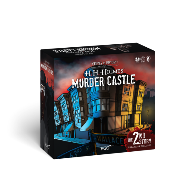 Murder Castle w/ 2nd Story Expansion