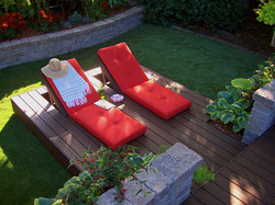 Popup Deck Chairs