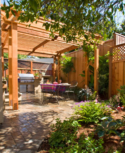 Dining Patio Backyard