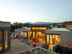 Sunset Idea House