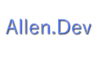 Logo for Allen.dev