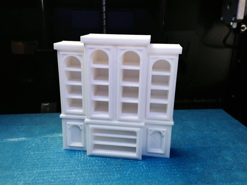 3D Print of Furniture