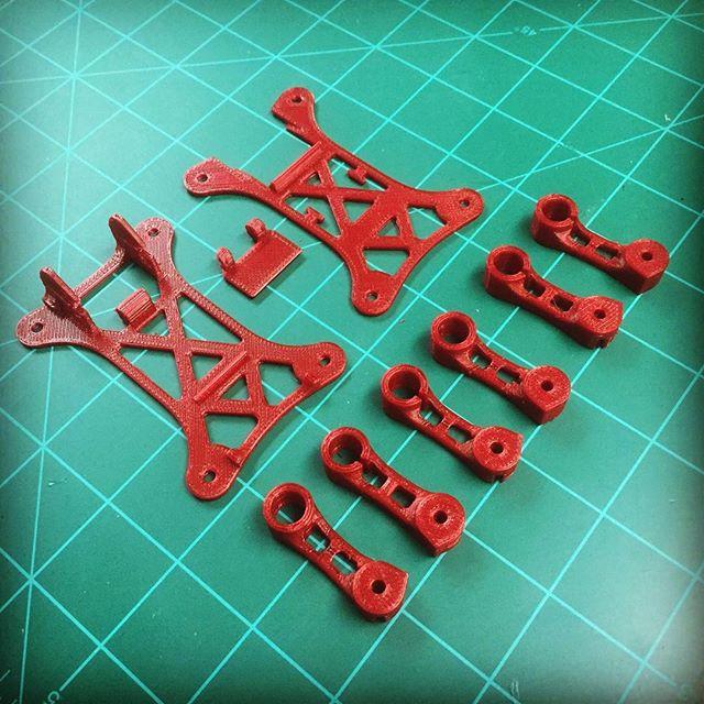 3D printed mini drone! #3dprinting #upbox #drone #drones #allaxis3d