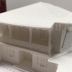 8_ scale 3D printed model. We're getting ready for our presentation at this year's SPECs 2017 conven