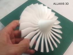 3D printed Jet Turbine