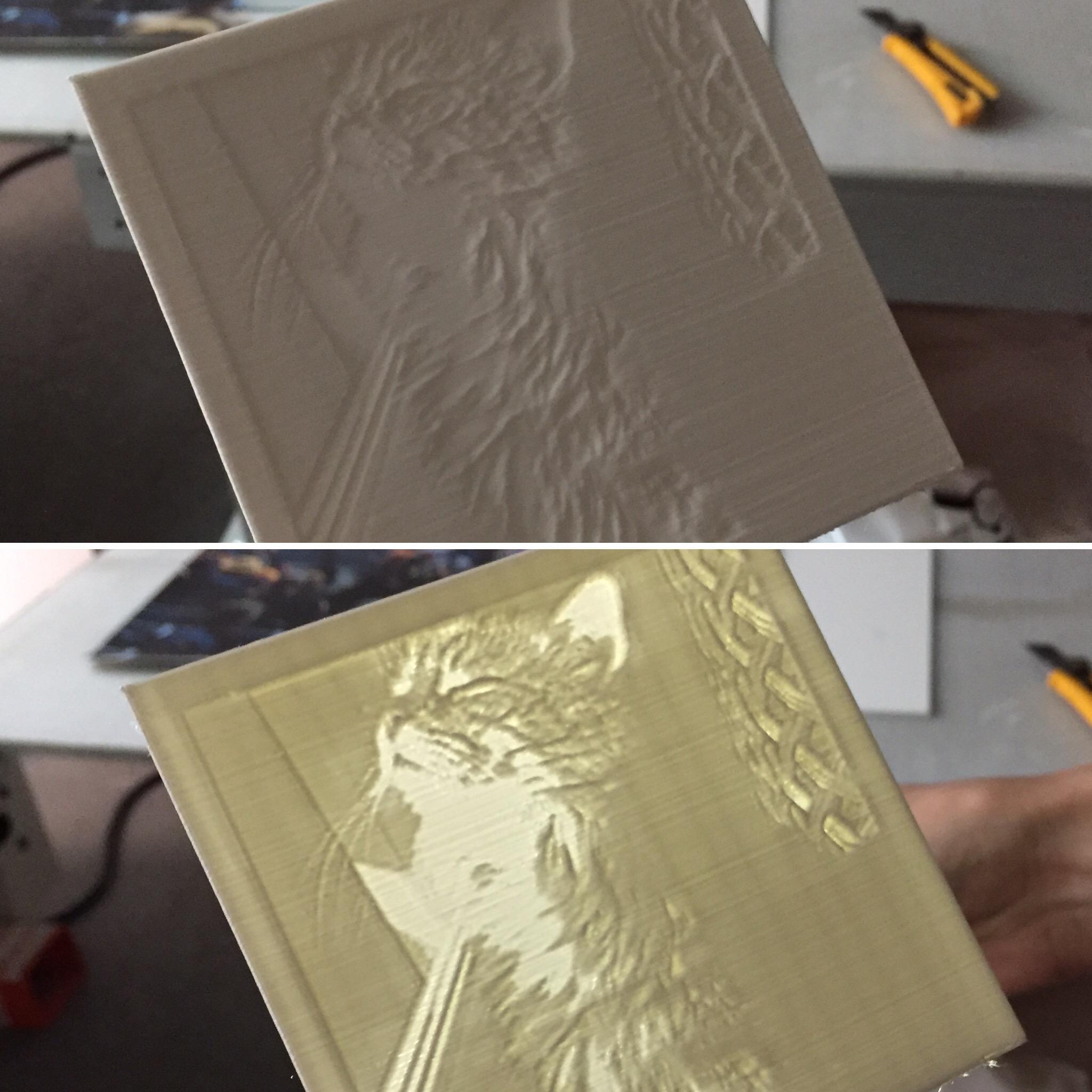 3D Printed Art