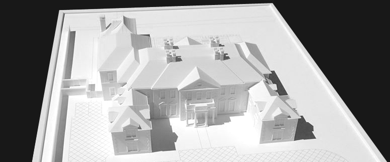 3DArchitectural model