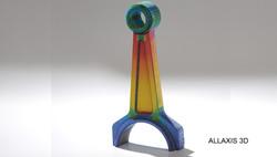 mcor 3D printed part