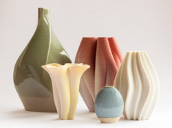 3D Printed Pottery