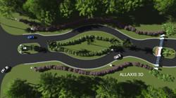 ALLAXIS 3D Rendering Sample