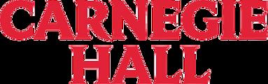 Carnegie-Hall-Wordmark