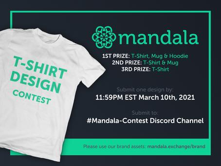 Mandala T-Shirt Design Contest