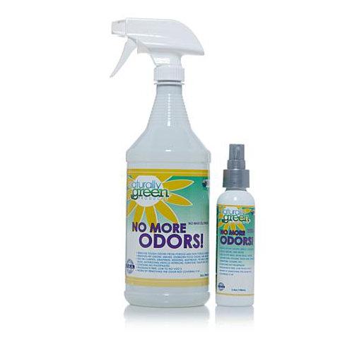 No More Odors!