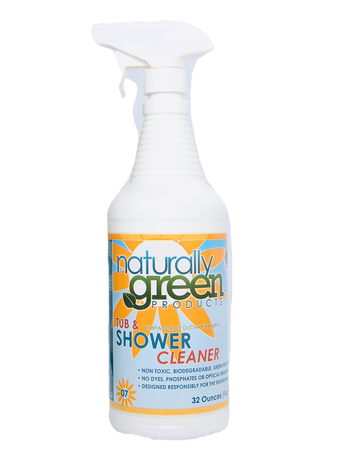 Tub and Shower Cleaner