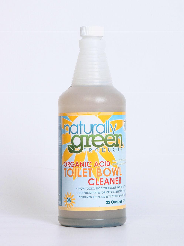Organic Acid Toilet Bowl Cleaner | natgreenproducts