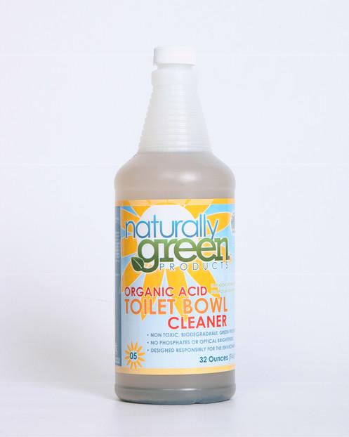 Organic Acid Toilet Bowl Cleaner