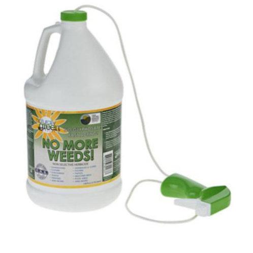 No More Weeds!