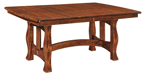 Reno Trestle Table