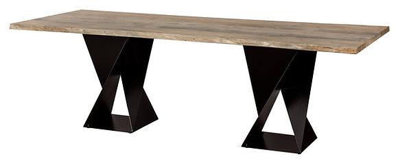 Oxford Double Pedestal Table
