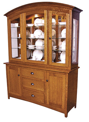 Old Century Mission China Cabinet