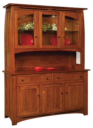 Boulder Creek China Cabinet