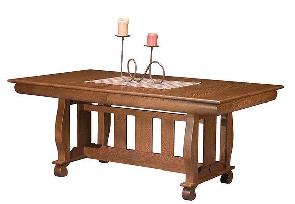 Hampton Trestle Table