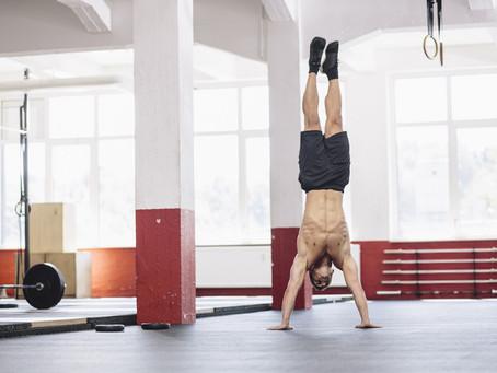Fikowski's Handstands & His Mindset