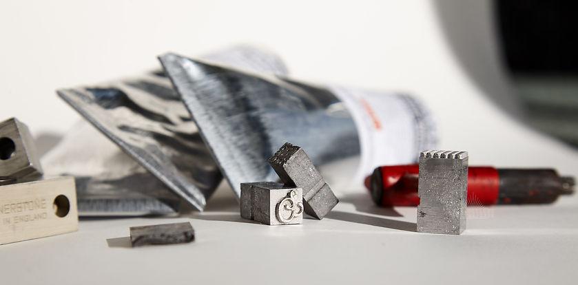 Letterpress accessories