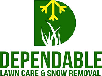 Dependale Lawn Care & Snow Removal Secondary Logo