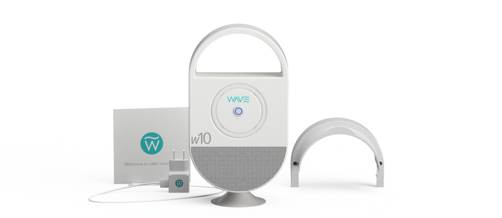 Includes w10, quick start guide, & wall mount. Wearables extra.