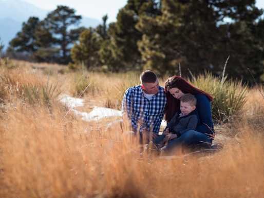 Family Photos | Palmer Park | Colorado