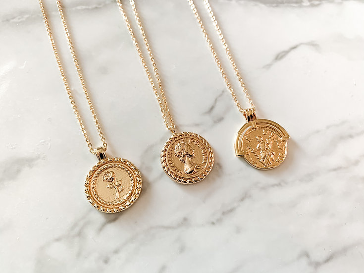 Euro Layering Necklaces