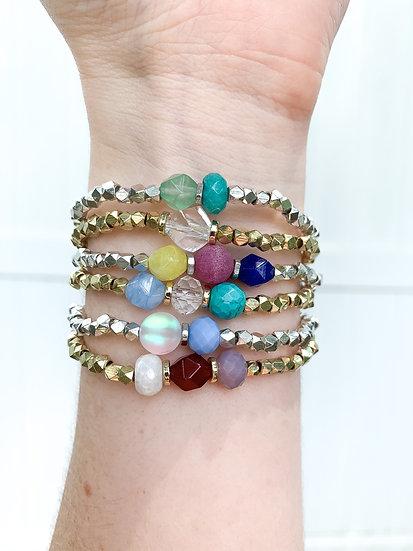 Build your Birthstone Bracelet