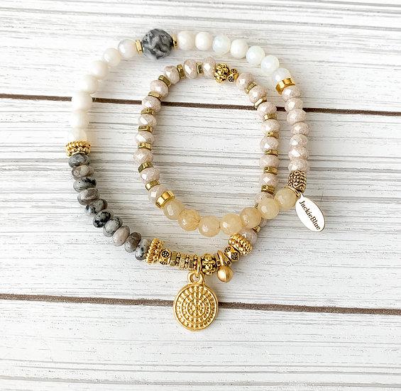 Cleopatra Wrap Bracelet