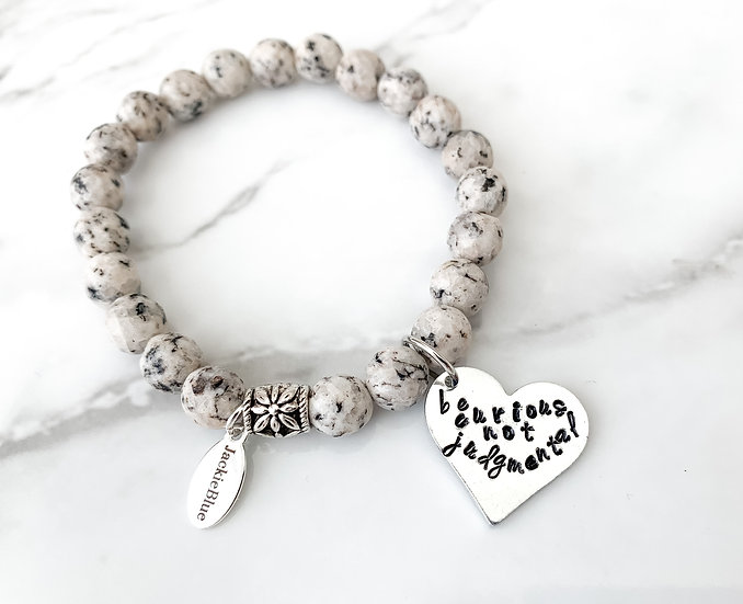 Spread Love Personalized Bracelet