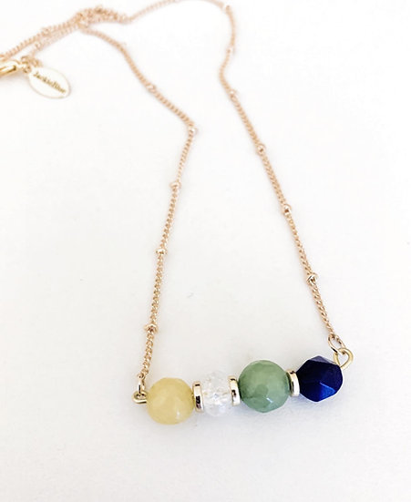 Build your Birthstone Necklace