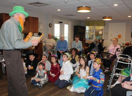 Celebrating Purim