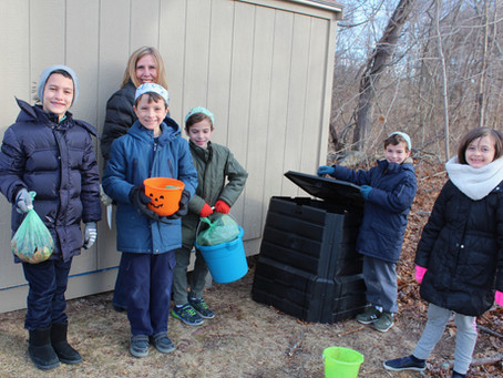 Composting at SSA