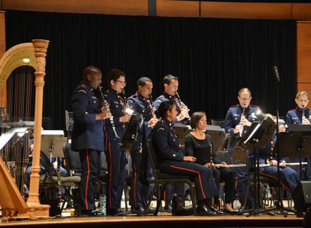 Coast Guard Band School Concert: Space Jam