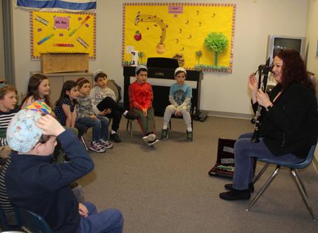 Clarinet Music at SSA
