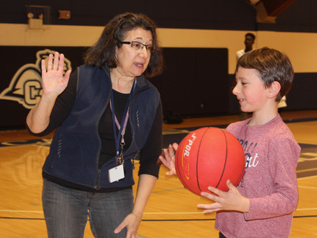 Basketball Enrichment