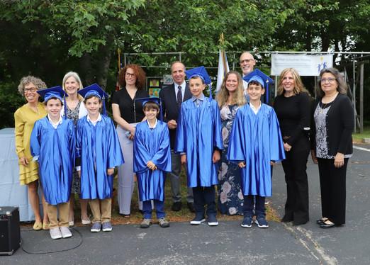 SSA's Last Graduating Class
