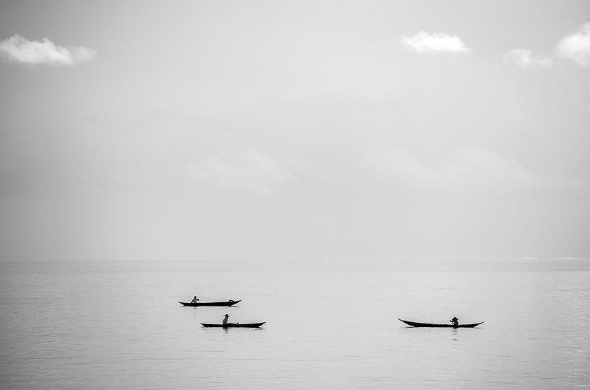 Sumatra Canoes